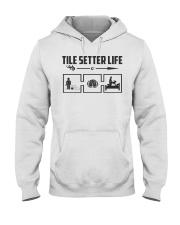 Tile Setter Life Hooded Sweatshirt thumbnail