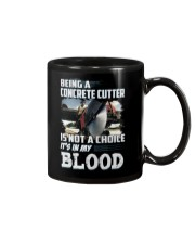 Concrete Cutters Mug tile