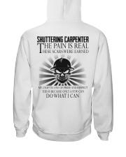 Shuttering Carpenter Hooded Sweatshirt thumbnail