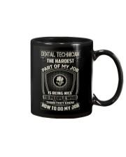 Special Shirt - Dental Technicians Mug thumbnail