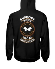 Special Shirt - Butchers Hooded Sweatshirt thumbnail