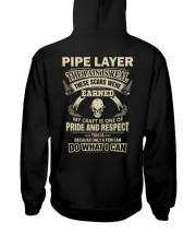Pipe layer Hooded Sweatshirt thumbnail