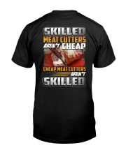 Special Shirt - Meat Cutters Classic T-Shirt back