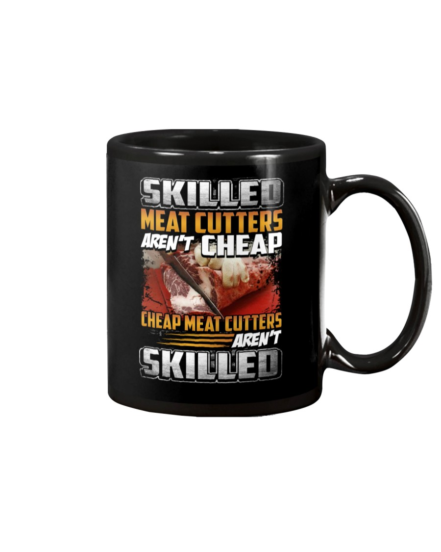 Special Shirt - Meat Cutters Mug