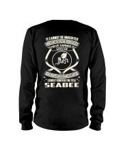 Seabee Awesome Long Sleeve Tee thumbnail