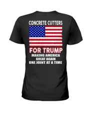 Special Shirt - Concrete Cutter Ladies T-Shirt thumbnail