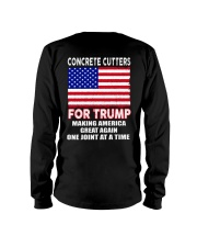 Special Shirt - Concrete Cutter Long Sleeve Tee thumbnail