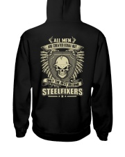 Special Shirt - Steel fixers Hooded Sweatshirt tile