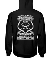 Meat Cutters Awesome Hooded Sweatshirt thumbnail