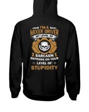 Mixer Driver Hooded Sweatshirt thumbnail