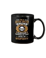 Mixer Driver Mug thumbnail