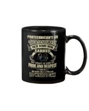 Special Shirt - Pyrotechnicians Mug thumbnail