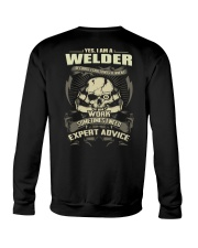 Welder Awesome Crewneck Sweatshirt thumbnail