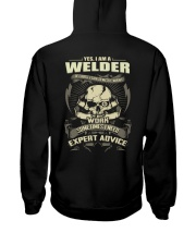 Welder Awesome Hooded Sweatshirt tile