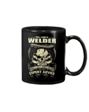 Welder Awesome Mug tile