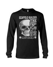 SCAFFOLD BUILDER Long Sleeve Tee thumbnail