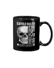 SCAFFOLD BUILDER Mug thumbnail