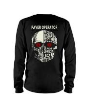 Paver Operators Long Sleeve Tee thumbnail