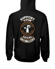 Drywallers Hooded Sweatshirt thumbnail