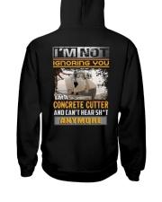 Concrete Cutters Hooded Sweatshirt thumbnail