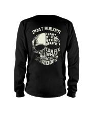 Special Shirt - Boat Builder Long Sleeve Tee thumbnail