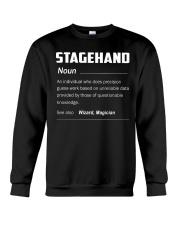Stagehand Crewneck Sweatshirt thumbnail