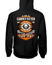 Special Shirt - Carpet Fitter Hooded Sweatshirt thumbnail