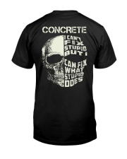 Concrete Classic T-Shirt back