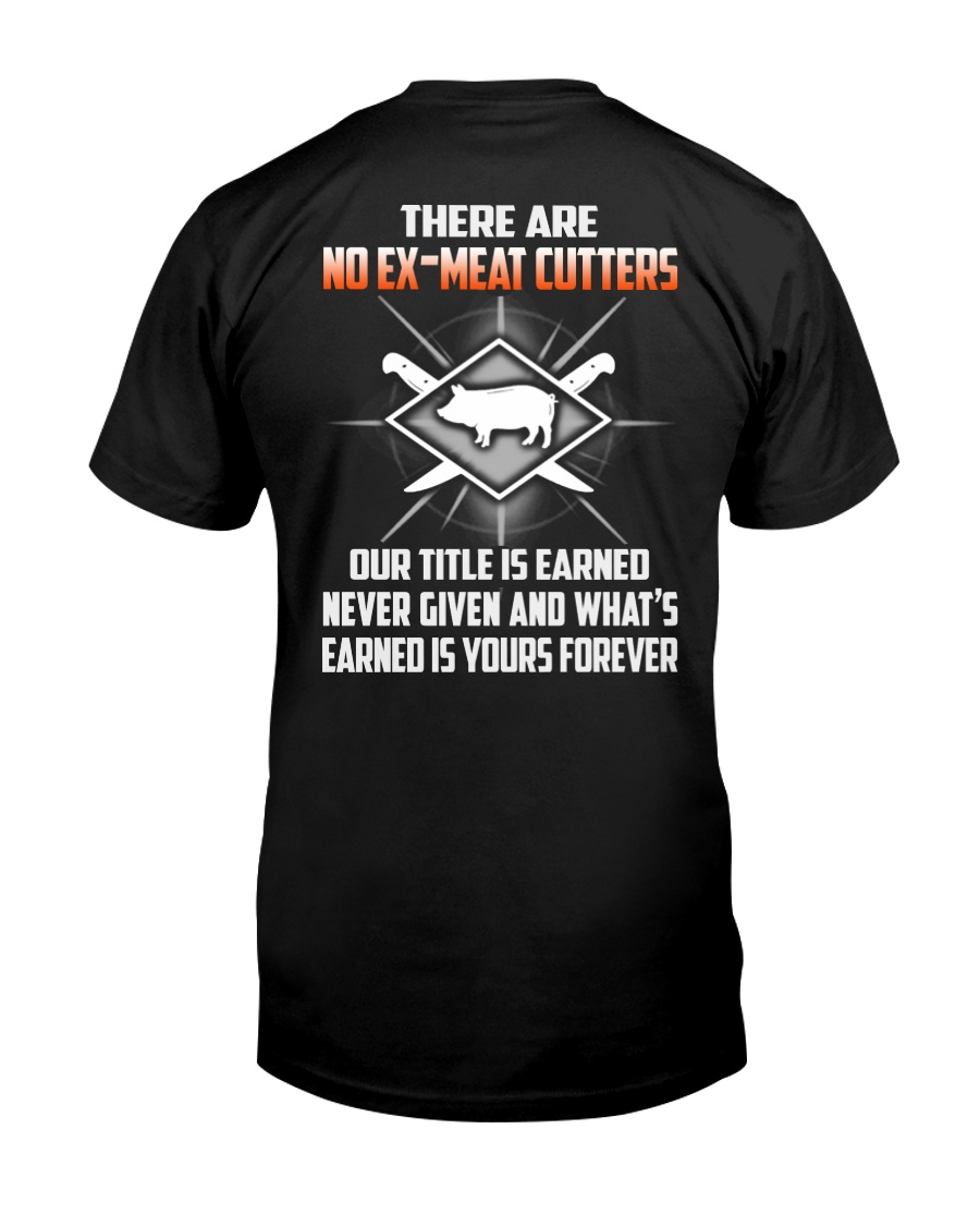 Meat Cutters Classic T-Shirt