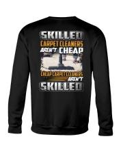 Carpet Cleaners Crewneck Sweatshirt thumbnail
