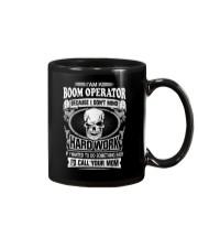 Boom Operator Mug thumbnail