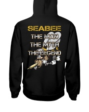 Special Shirt - Seabee Hooded Sweatshirt thumbnail