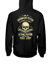 Sprinkler Fitter Hooded Sweatshirt thumbnail
