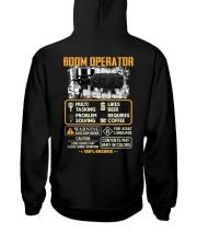 Boom Operator Hooded Sweatshirt thumbnail