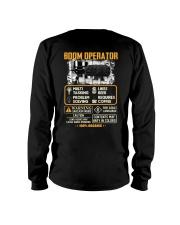 Boom Operator Long Sleeve Tee thumbnail