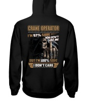 Special Shirt - Crane Operator Hooded Sweatshirt tile