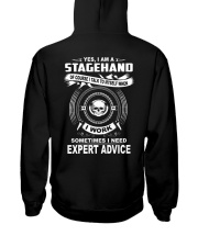 Special Shirt - Stagehand Hooded Sweatshirt thumbnail