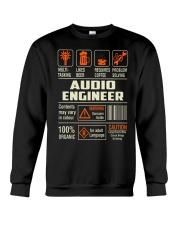 Special Shirt - Audio Engineer Crewneck Sweatshirt thumbnail