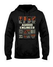 Special Shirt - Audio Engineer Hooded Sweatshirt thumbnail