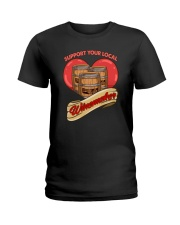Winemaker Ladies T-Shirt thumbnail