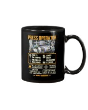 Press Operator Mug thumbnail
