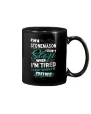 Stonemason Mug thumbnail