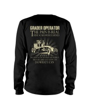 Grader Operator Long Sleeve Tee tile