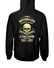 Special Shirt -  Drywaller Hooded Sweatshirt thumbnail