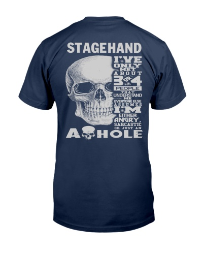 Stagehand Guy