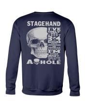 Stagehand Guy Crewneck Sweatshirt thumbnail