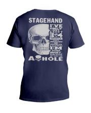 Stagehand Guy V-Neck T-Shirt thumbnail