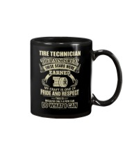 Special Shirt - Tire Technician Mug thumbnail