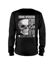 Special Shirt - Crane Operator Long Sleeve Tee thumbnail