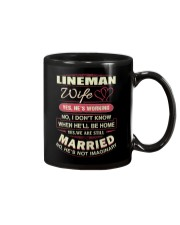 Lineman wife  Mug thumbnail
